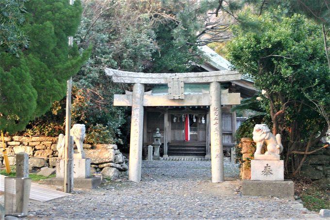 元寇の古戦場!戦死した殿様と武士を祀る小茂田浜神社