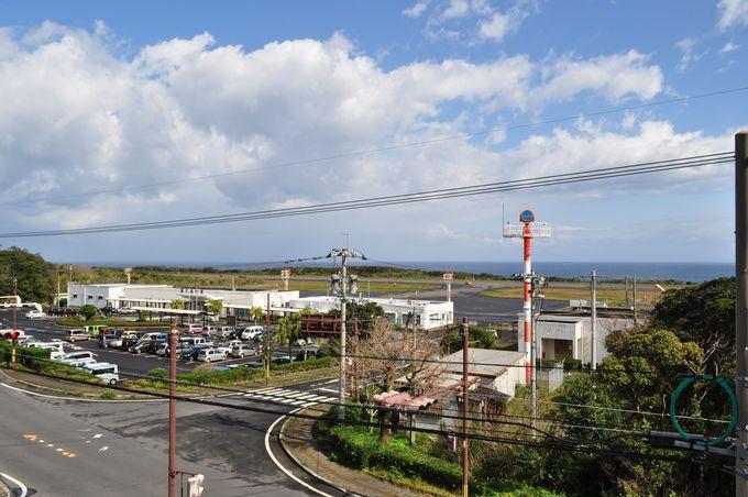 屋久島空港から徒歩1分!景色も楽しめる「縄文の宿まんてん」