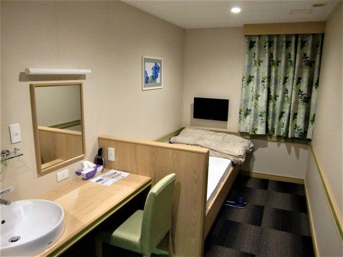 日本初全室個室!ウィズペットルームにマイバイクステイも