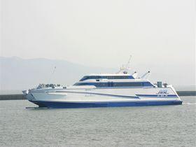 フェリー「オーシャンアロー」で熊本から島原へ行こう!