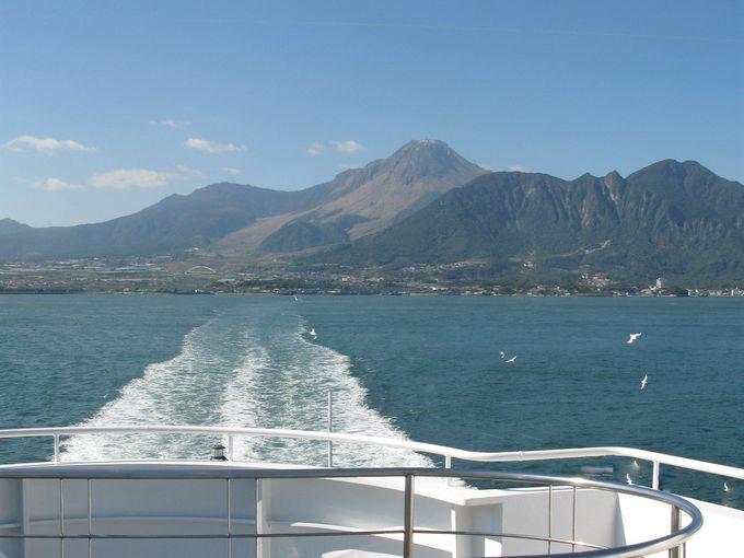 熊本—島原間を30分で快走!「オーシャンアロー」