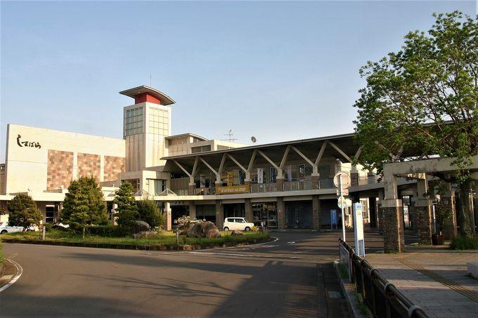 島原港ターミナルは交通アクセス・観光案内が充実!