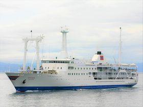 東京都心から出発!夜行客船「さるびあ丸」で伊豆大島へ