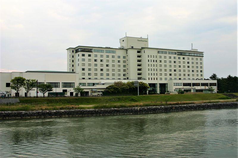「ホテル&リゾーツ 佐賀 唐津」は眺食間が見事!虹の松原すぐ