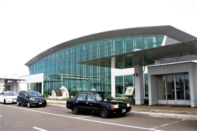 北海道利尻空港の概要