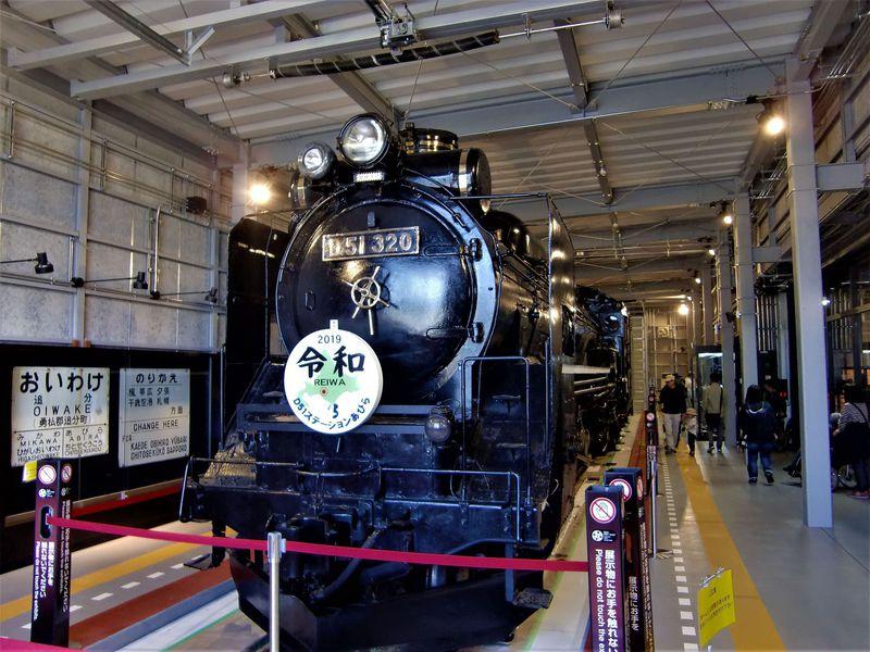 北海道「あびら D51ステーション」はSLにグルメな道の駅!
