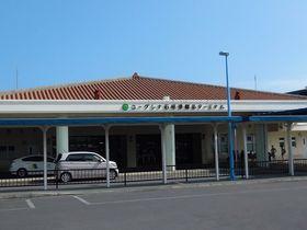 石垣港離島ターミナルは土産・見所が多い島旅の拠点!