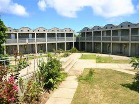 沖縄県北大東島「ハマユウ荘」は島観光の拠点に最適!眺め良好