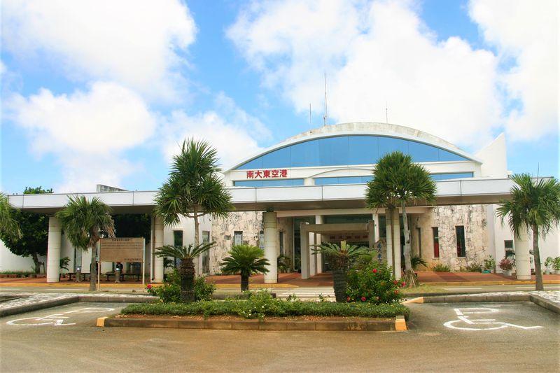 沖縄「南大東空港」は眺めがよい旅行の拠点!島土産も販売