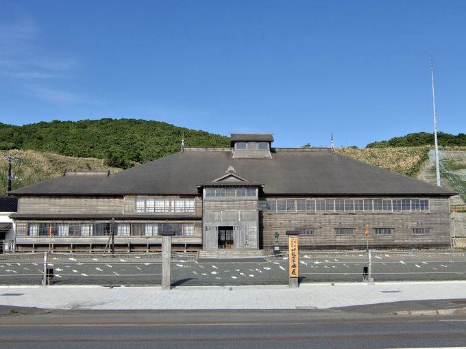 ニシン漁の栄華「旧花田屋番屋」は重要文化財!遭難碑も建立