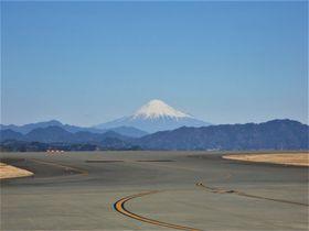 「富士山静岡空港」は眺め良好!限定品に静岡茶土産が色々
