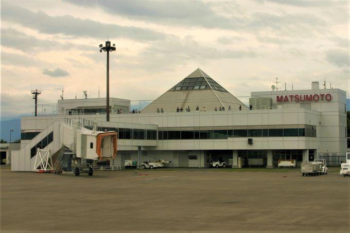 信州まつもと空港の概要と周辺