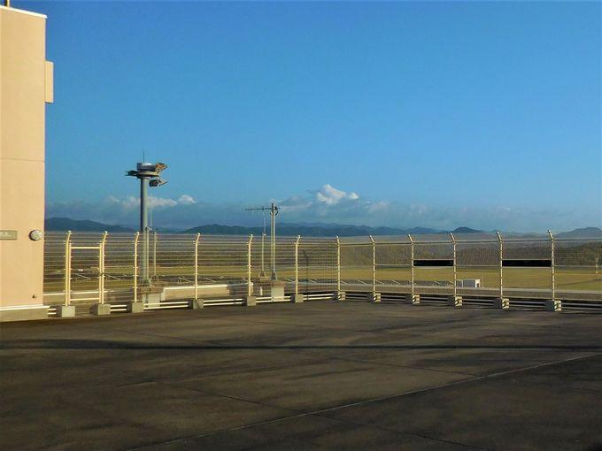 萩・石見空港の概要と周辺