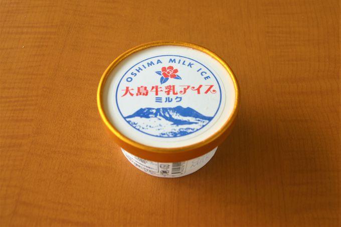 レストラン椿は明日葉天ぷら麺と大島牛乳アイスがおすすめ!