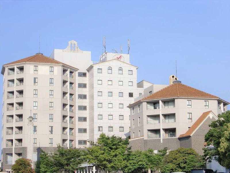 「長崎インターナショナルホテル」は南欧風!長崎空港近く