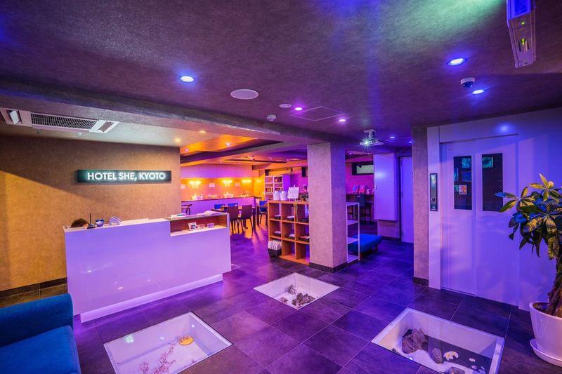京都駅から徒歩10分!古都の次世代ホテル「ホテルシー京都」