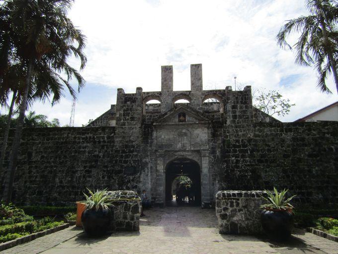 サン・ペドロ要塞(Fort San Pedro)とは?
