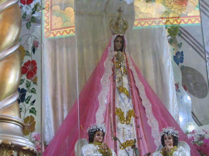 奇跡を呼ぶママ・メリーにご対面!