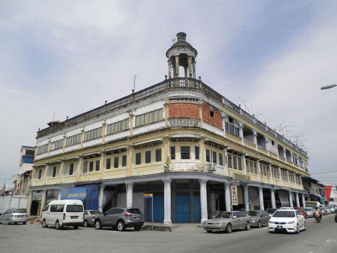 ノスタルジックな街が息づくバトゥ・パハ
