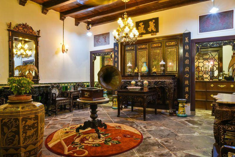 ホテル全体が美術館!世界遺産の街・マラッカ「5 Heeren Hotel」