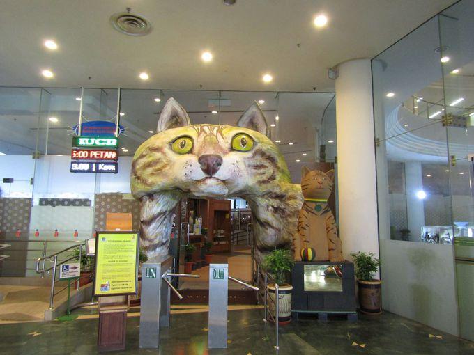 9.猫博物館/クチン
