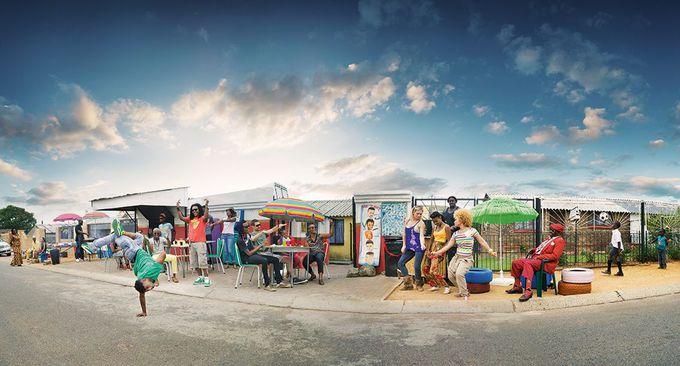 活気溢れる南アフリカ最大のタウンシップ『ソウェト』