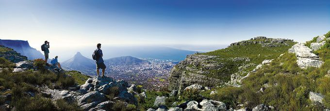 自然にも恵まれた、南アフリカ第2の都市「ケープタウン」