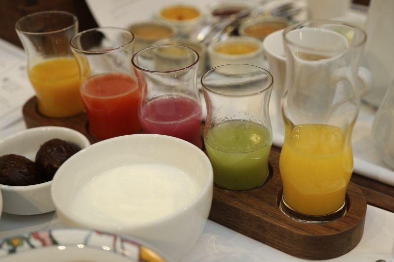 ダイニング・イグレッグで頂く素晴らしい「世界一の朝食」