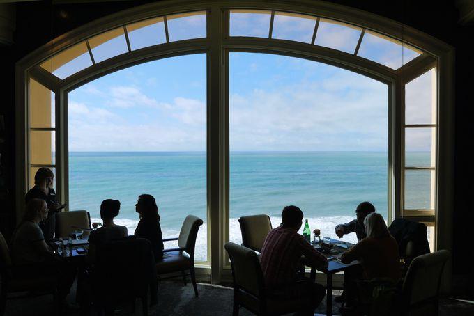 広大な太平洋を眺めながら優雅に過ごしたい!