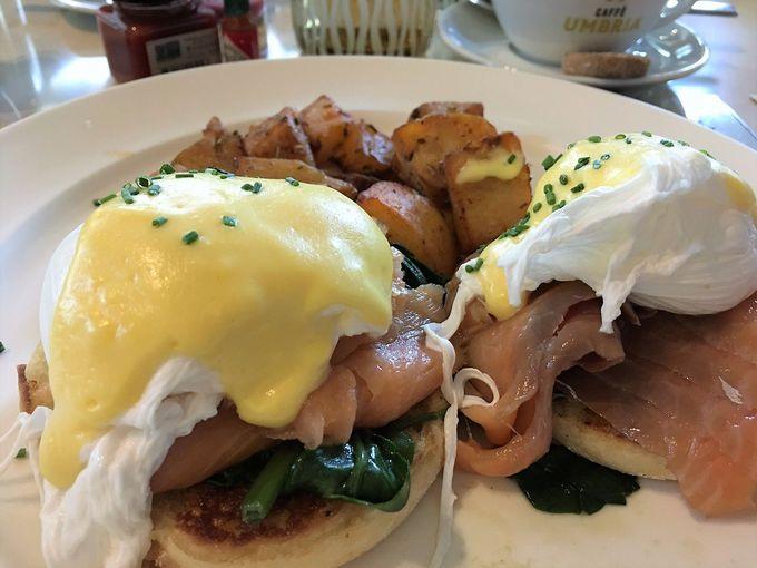 開放感がたまらない!レストラン「Quattro」での朝食