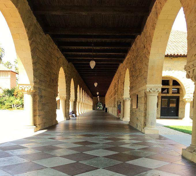 世界トップクラス「スタンフォード大学」を見学しよう