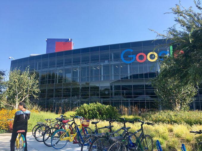 遊び心たっぷりな「グーグル本社」を見学しよう