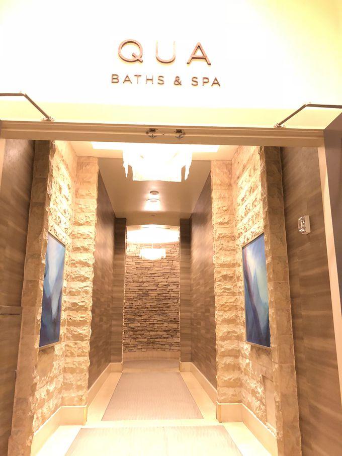 全米スパのトップ100に選ばれた実力派スパ「QUA BATHS&SPA」