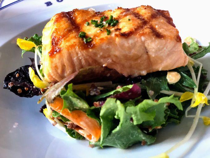 優雅に朝食を楽しむならビストロ「Bouchon」で自家製パティスリーを!