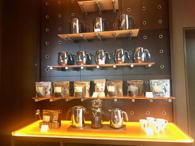 隠れ家的カフェ「STORYVILLE COFFEE」の魅力