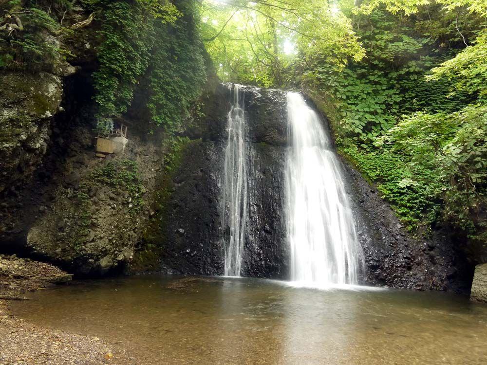 白神山地の麓、秋田県八峰町でマイナスイオンを浴び、地元グルメを堪能!