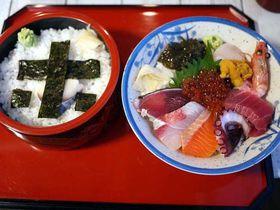 秋田で食べたい日本海の幸!地元の人にも人気の海鮮丼4丼+おまけ1丼