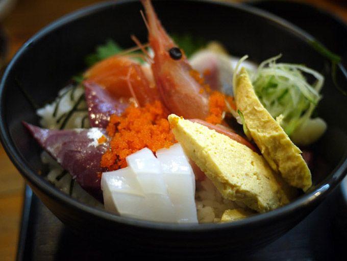 なんと680円!鳥取最安値(?)の海鮮丼!