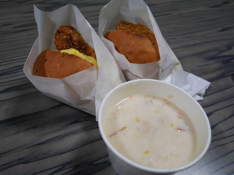 大島に渡って食べたい「フィッシャーマンキッチン 」の漁師サンド