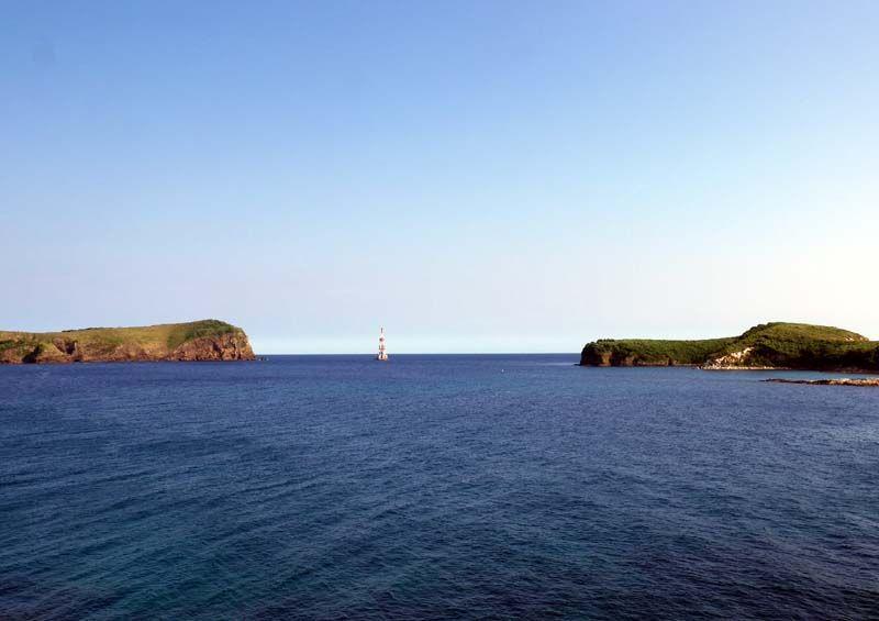 隠岐諸島・知夫里島 空と海と大地に癒される「ホテル知夫の里」