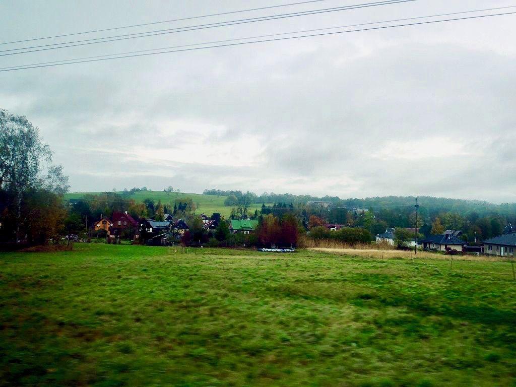 ノヴィー・ボルから車で10分のリンダヴァ村