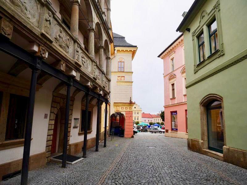 チェコ最古のマリオネット博物館はフルディムに。