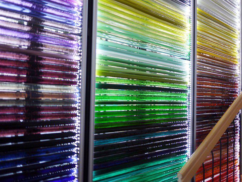 リベレツから路面電車で「ガラスと宝石の博物館」へ