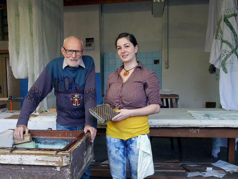 世界文化遺産に登録決定!チェコ・ストラージュニツェの伝統工芸
