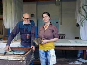 世界遺産登録間近!チェコ・ストラージュニツェの伝統工芸