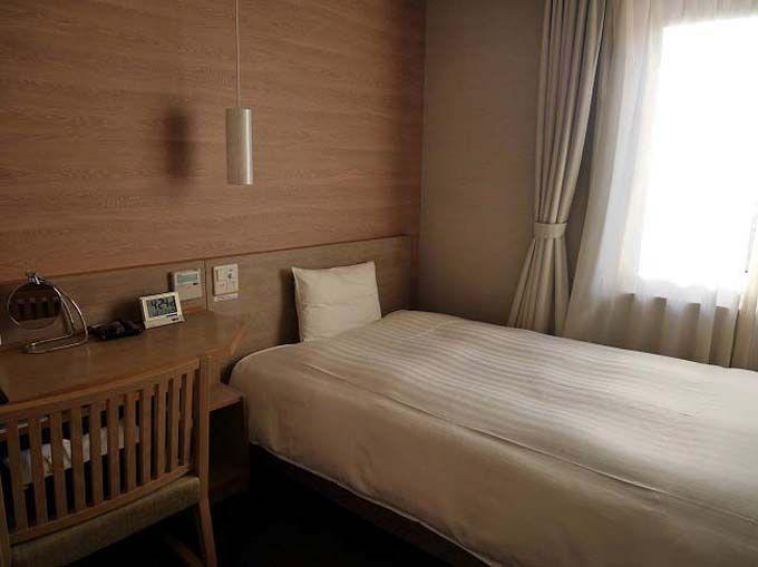 窓から岐阜城が眺められるお部屋