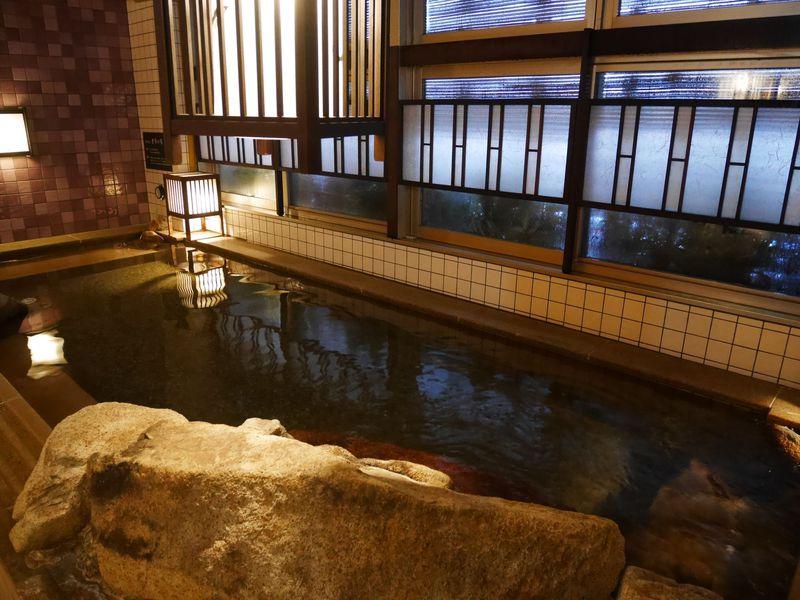 名古屋駅から20分!天然温泉の「ドーミーイン岐阜駅前」で湯ったりステイ