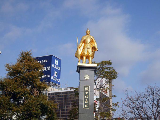 岐阜市観光はバスかレンタサイクルで