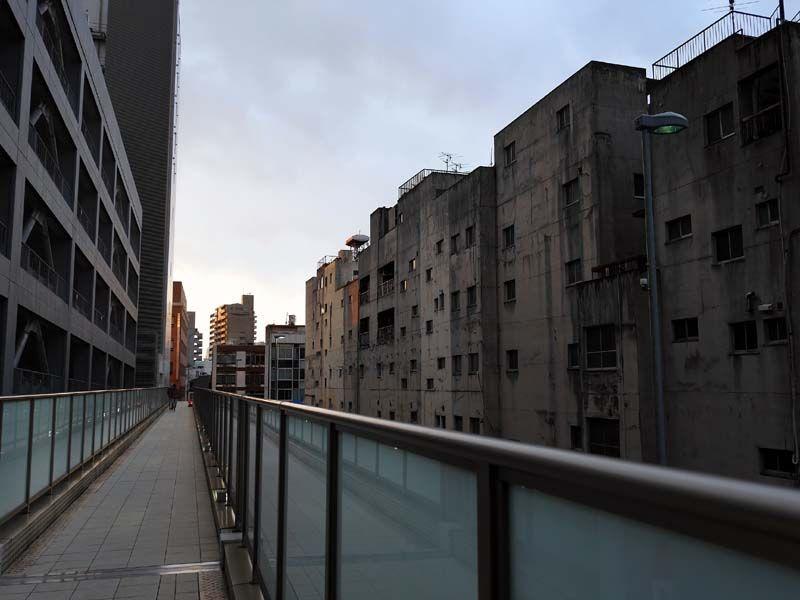 昭和で時が止まっているレトロ商店街