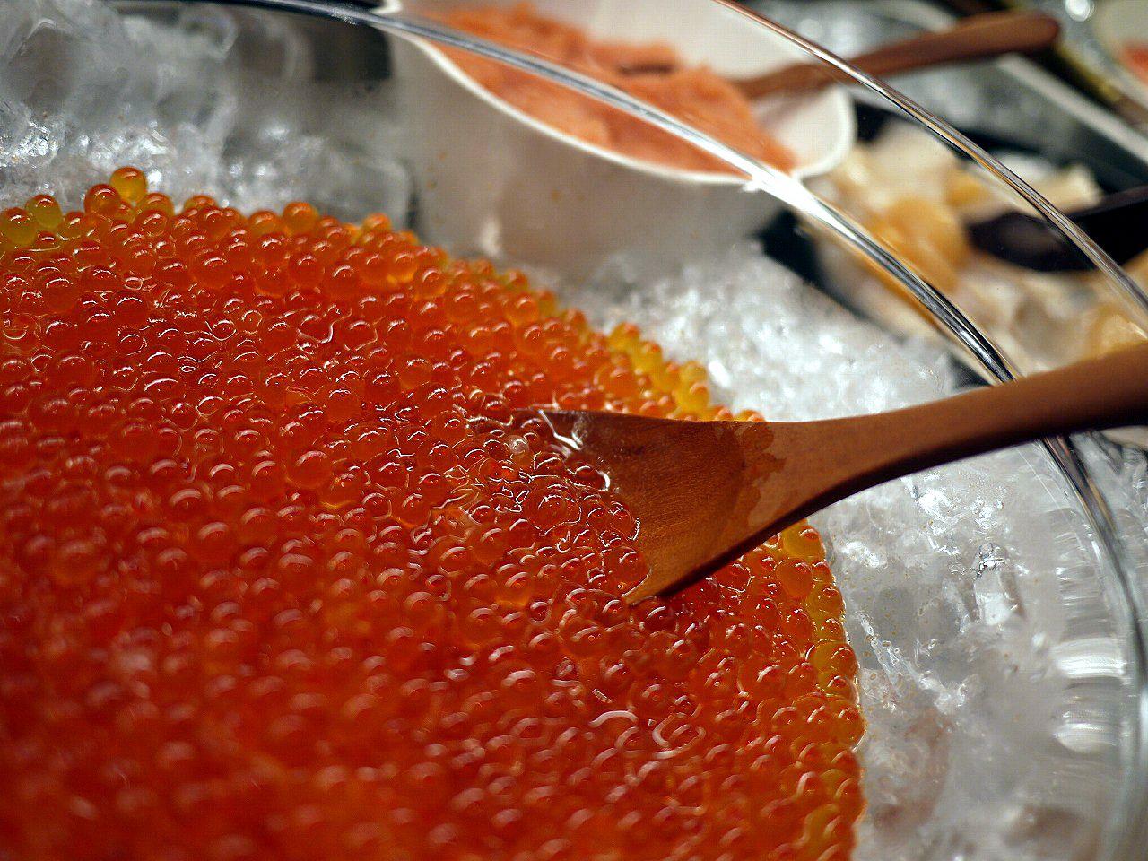 朝から北海道グルメを食べつくせ!ベッセルホテルカンパーナすすきの